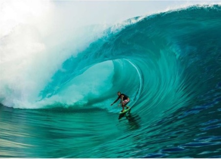Teiva Joyeux XXL Surfing