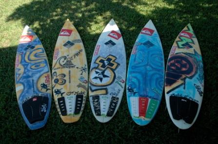 Teiva Joyeux Surf Boards