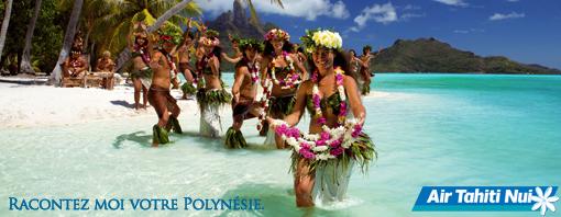 Teiva Air Tahiti Nui