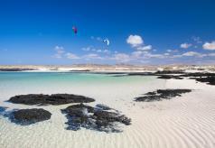 Fuerteventura / Canary Islands Kitesurf laguna
