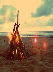 Lifestyle beach