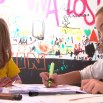 Art Workshop Montana Colors kids