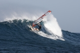 Windsurf Steph Etienne Photo: Mario Entero