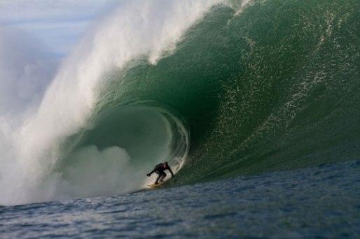 Eric Rebiere big surf