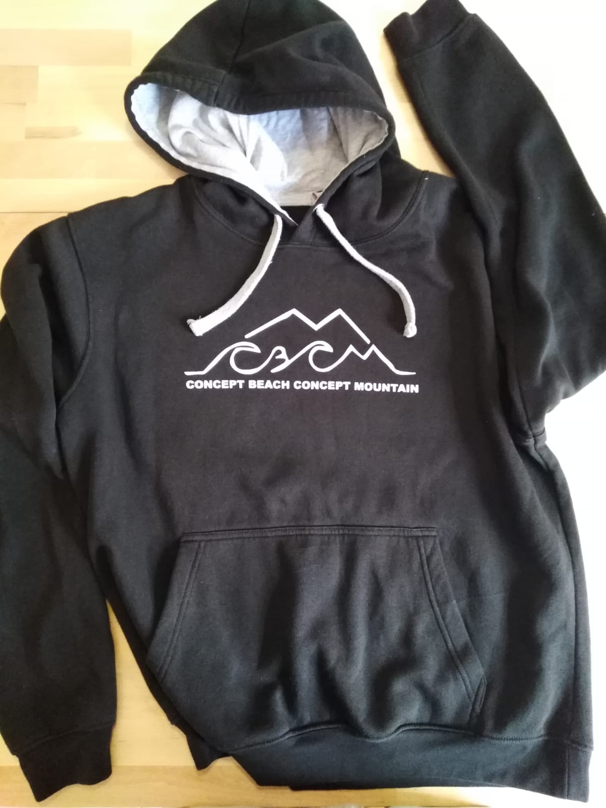 Sweat CBCM logo Black