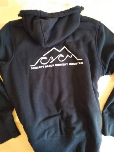 Sweat sherpa CBCM back
