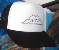 CBCM Surf hat