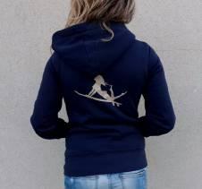 Sherpa Girl Navy 2